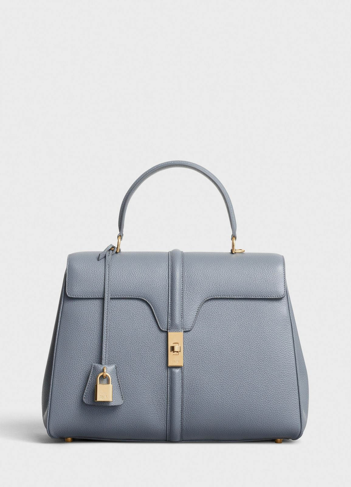 e5fb1068b1c5 Medium 16 Bag in Grained Calfskin