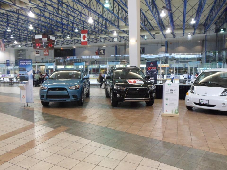 Sponsorship With Mitsubishi And Cambridge Centre Sponsorships - Mitsubishi cambridge