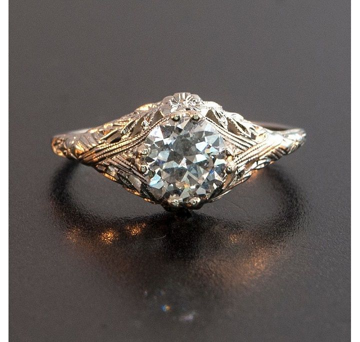 most beautiful antique engagement rings design wallpaper - Most Beautiful Wedding Rings
