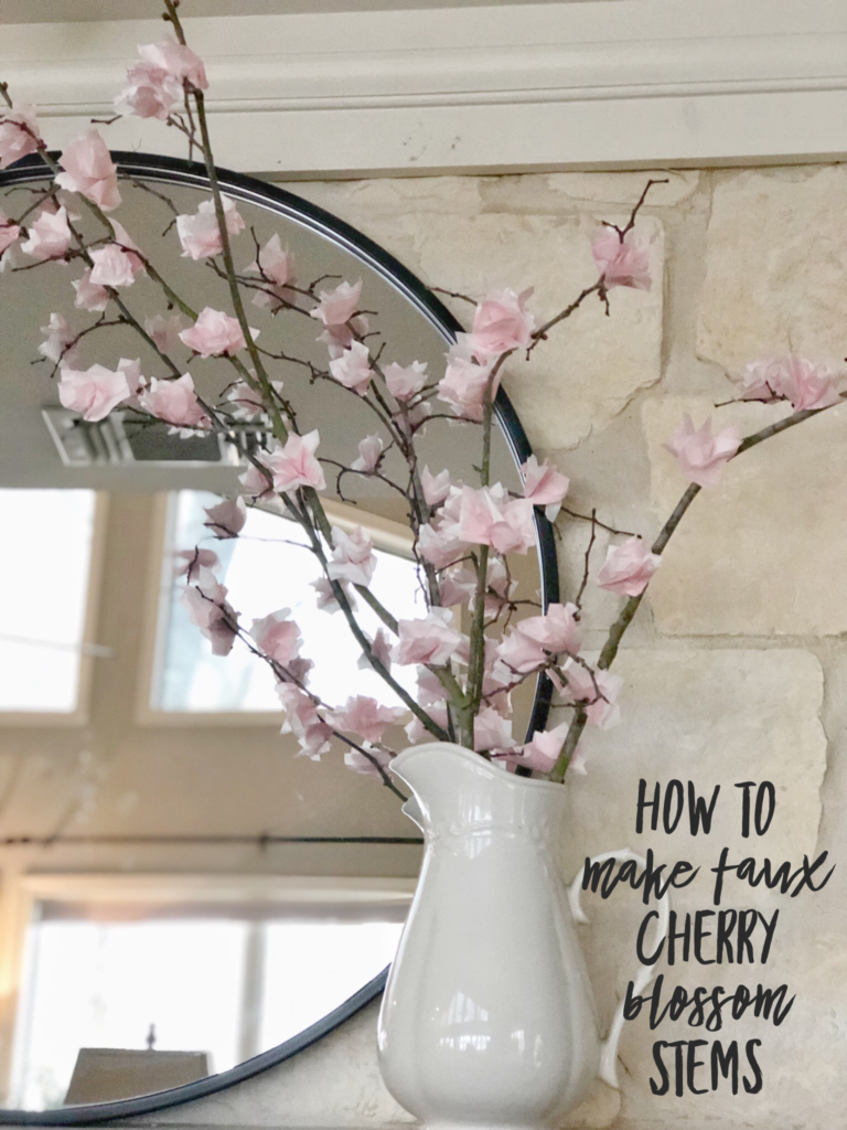 Welcoming Spring In Our Home Special Tablescape Ideas Hip Humble Style In 2021 Cherry Blossom Decor Cherry Blossom Branch Cherry Blossom Vase