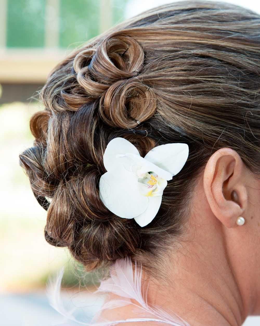 Acconciature sposa capelli corti: Foto delle piu belle ...