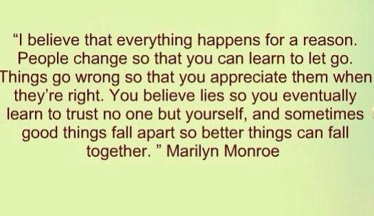 Oh Marilyn