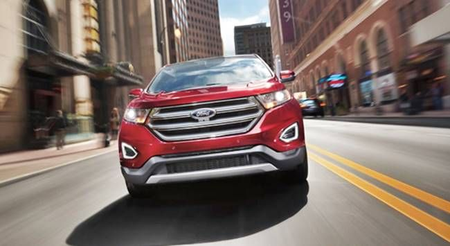 Ford Edge Sport Release Date Uae Front Angle