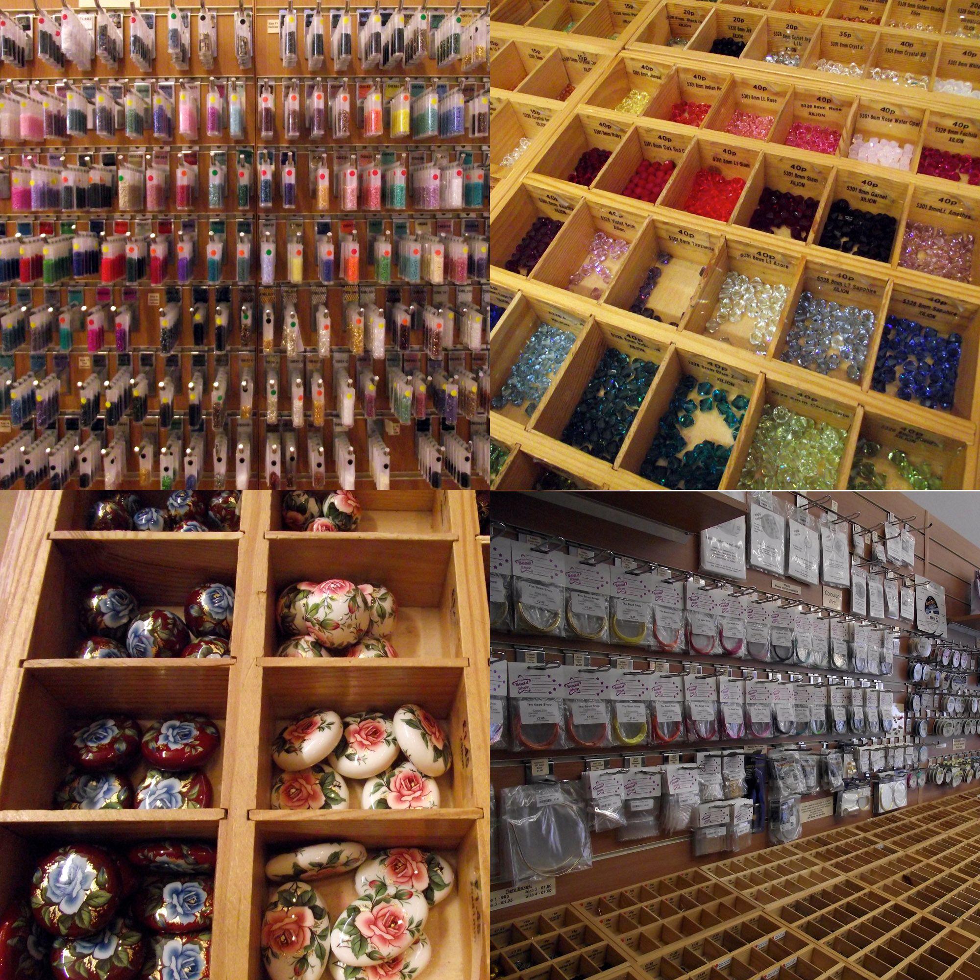 Bead shop bead shop beads shopping