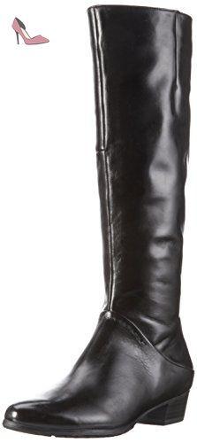 Gerry 42 Bottes 06 Noir Noir Femme Haute Eu Weber Caren 1qfUp