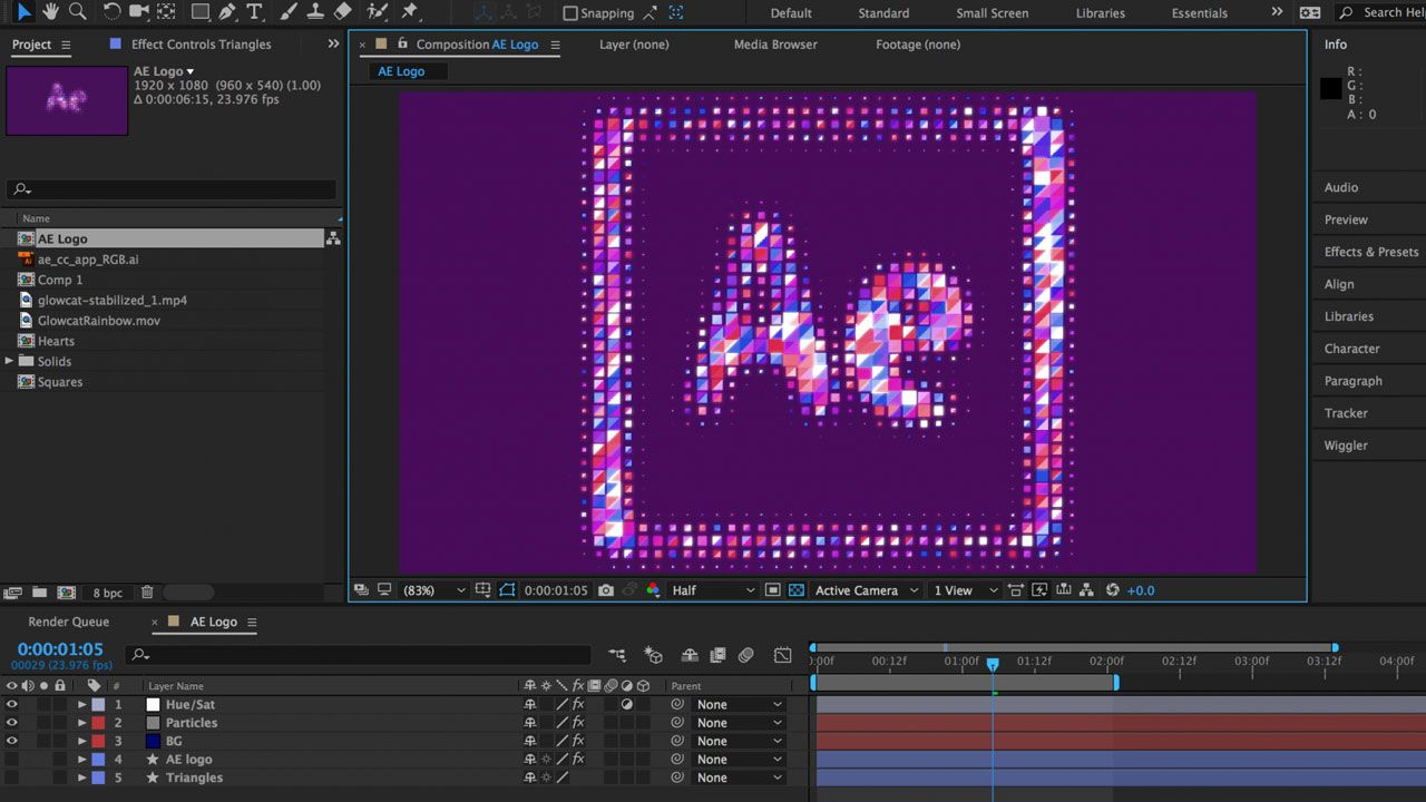 Update For Adobe After Effects And Premiere Pro After Effects Adobe