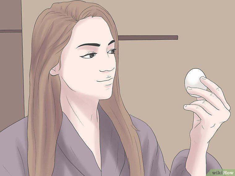 Das Haar Auf Natürliche Weise Schneller Wachsen Lassen