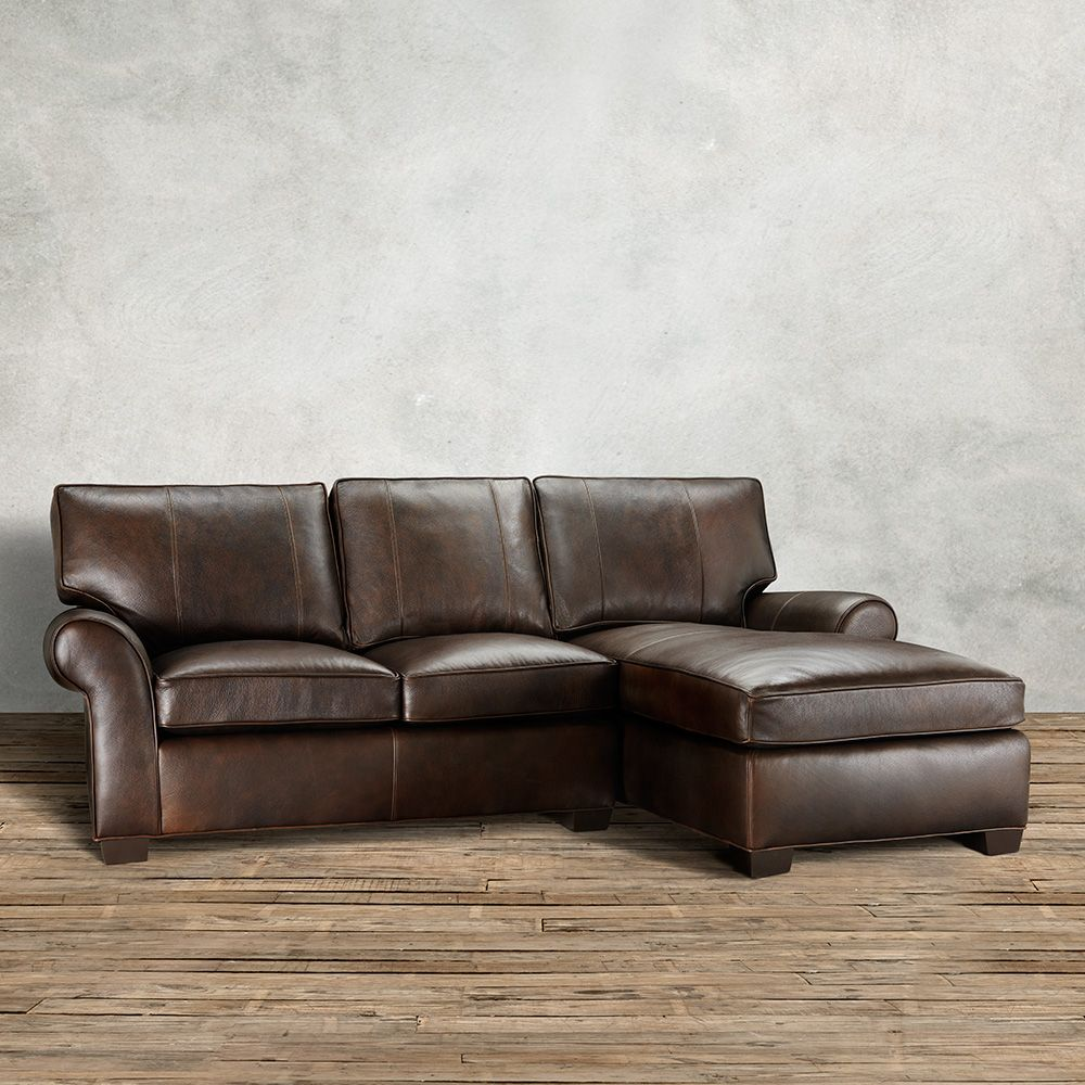 Sectional Sofas Leather Sectionals Couches Arhaus