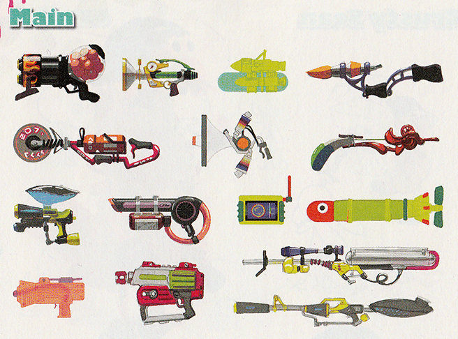 Splatoon Tumblr Nintendo Art Inkling Concept Art Game
