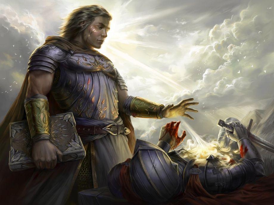 17+ Healer fantasy information