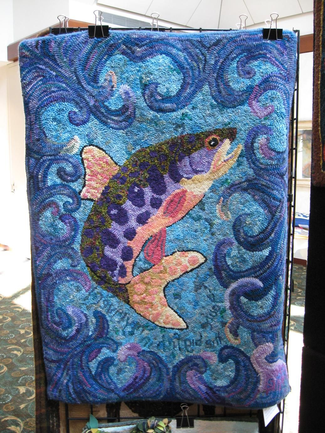 A Few Rugs From Holland Michigan Rug Hooking Patterns Rug Hooking Designs Hand Hooked Rugs