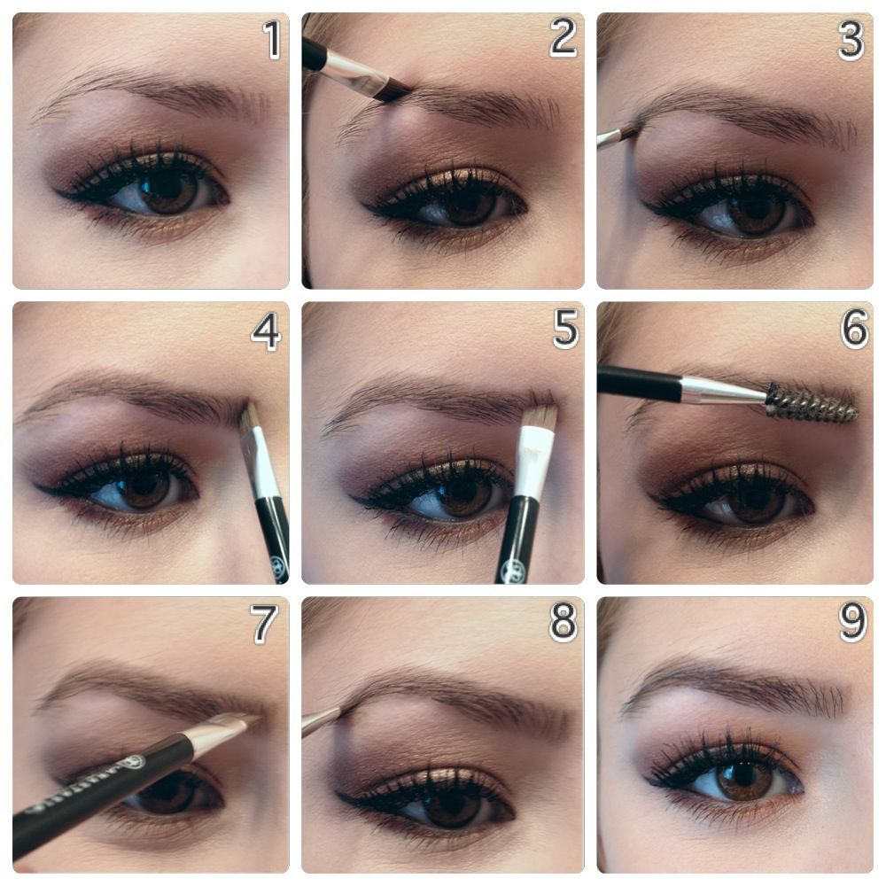 How-to: Fill in Your Brows Naturally | Brows, Hair and ...