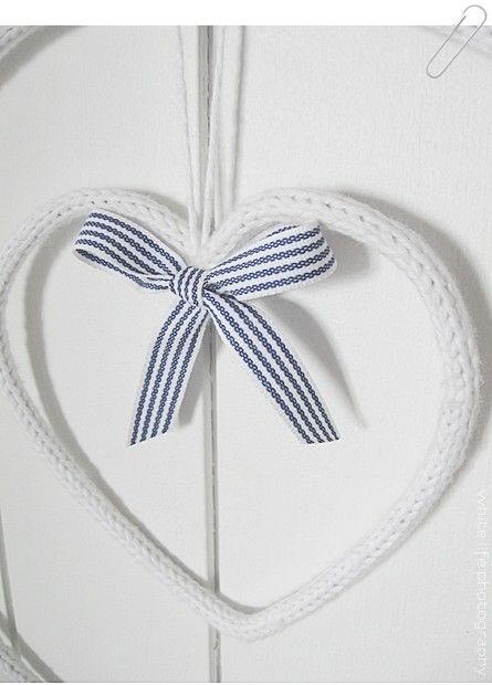 I might try this using a coat hanger and some red yarn . . .