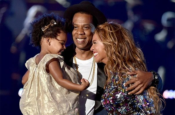 United Family of Beyonce, Jay Z, and Blue Ivy Spotted On the 2014 MTV Video Music Awards #Beyonce, #BlueIvy, #JayZ, #MichaelJackson