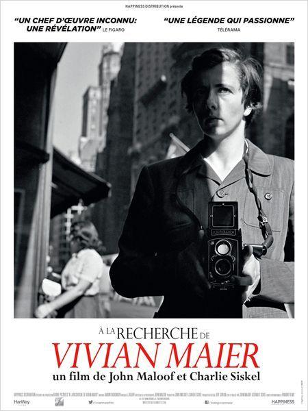 A La Recherche De Vivian Maier Affiche Film Vivian Maier Film Documentaire