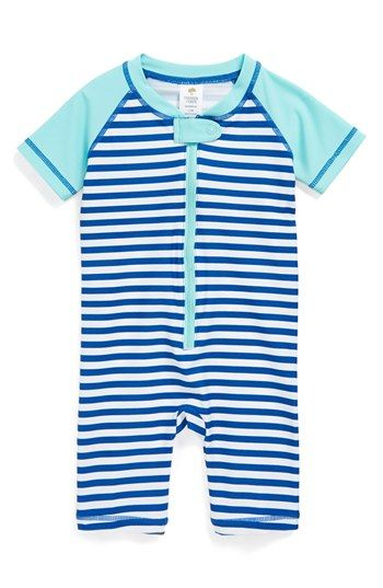 97be95f2f37f Tucker + Tate Rashguard Romper (Baby) available at  Nordstrom ...