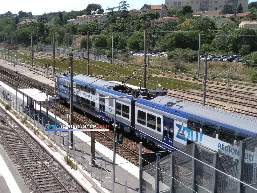 Z23538 1 Avec Images Aubagne Gare Rames