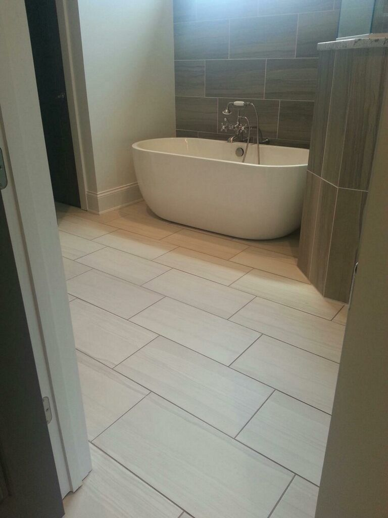 Tile Tuesday features a cool installation of our Motion