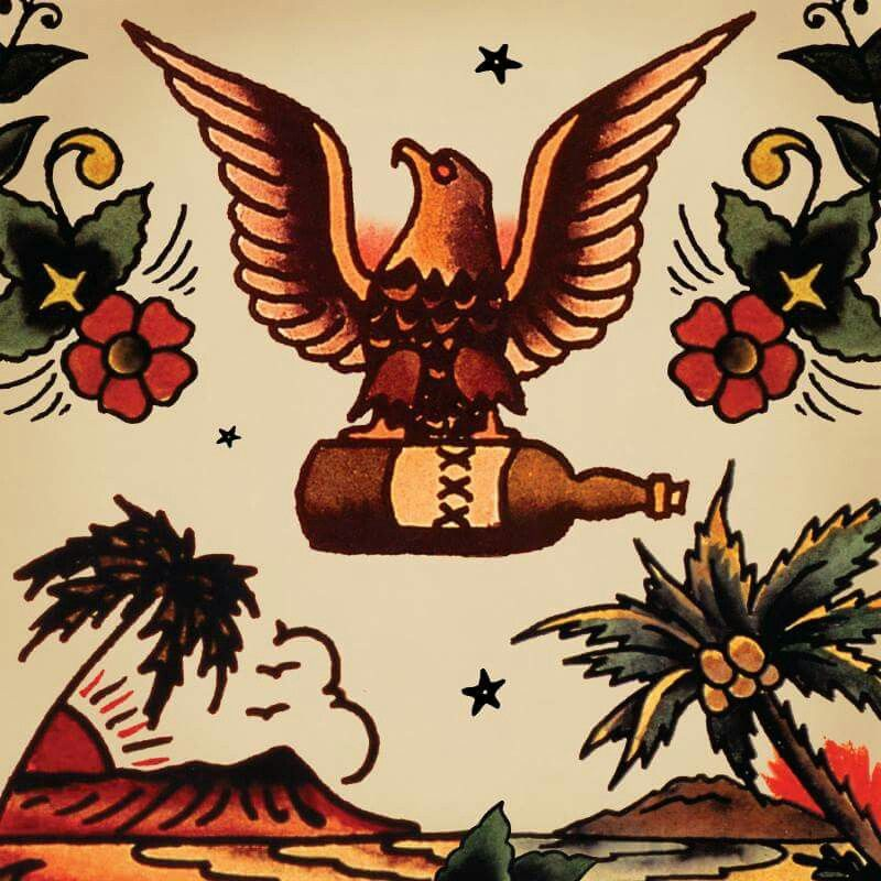 Awesome sauce Sailor jerry, Inspirational tattoos, Mario