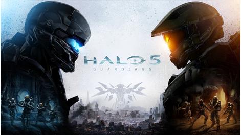 Halo 5 guardians xbox click for download screensaver - Halo 5 screensaver ...