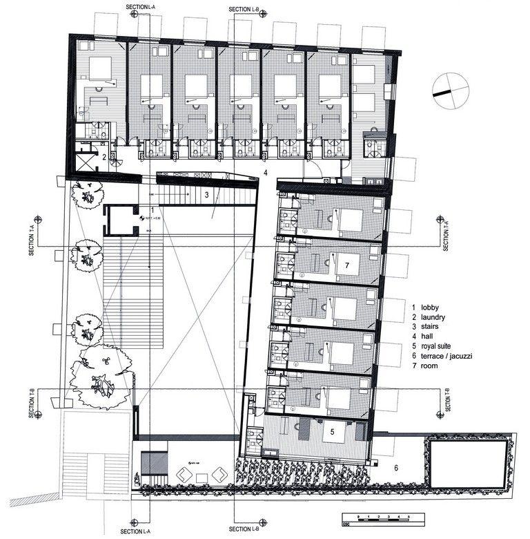 serrano monjaraz arquitectos hotel la purificadora