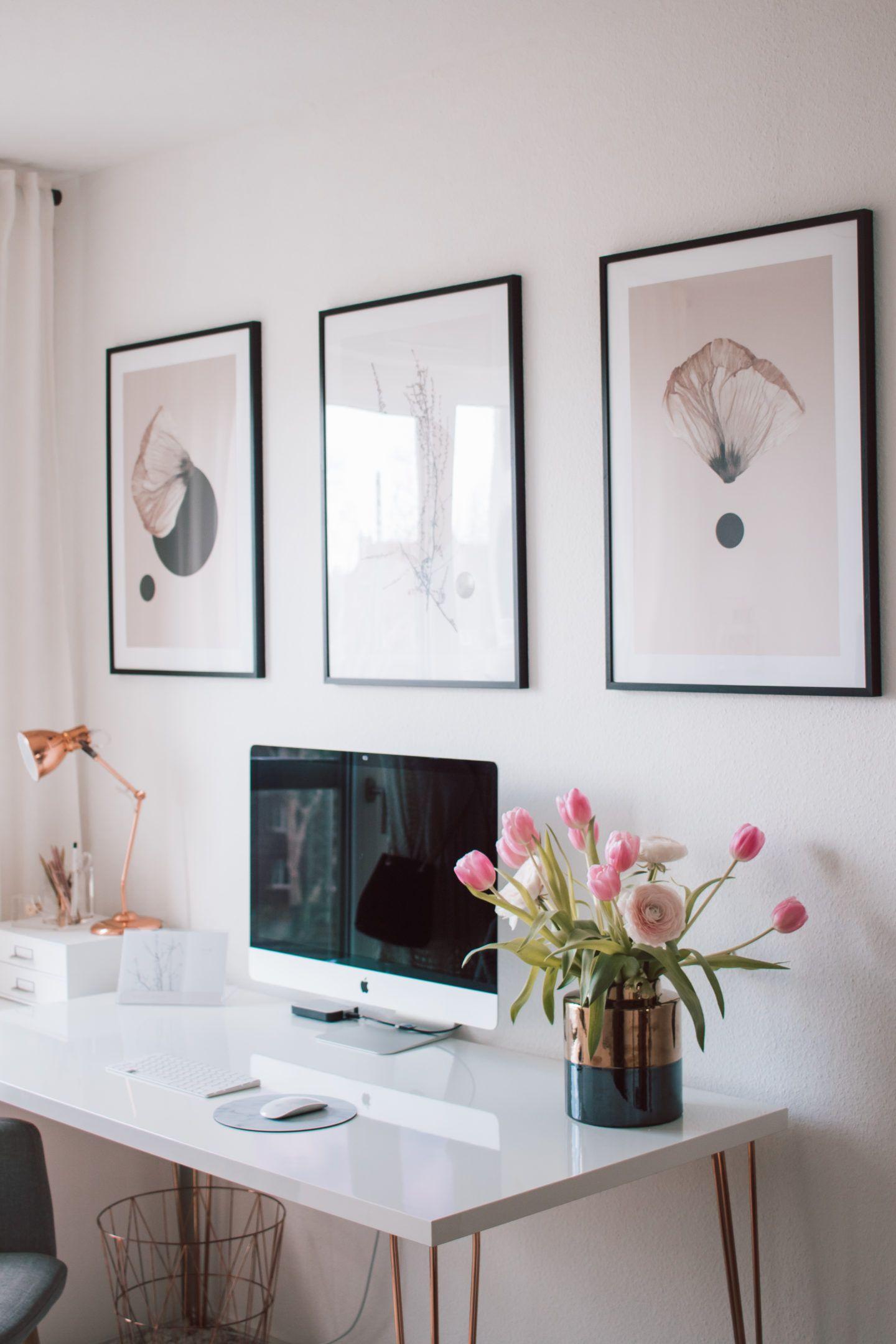 3 Tipps für deine Posterwand DekoUpdate mit Bildern von