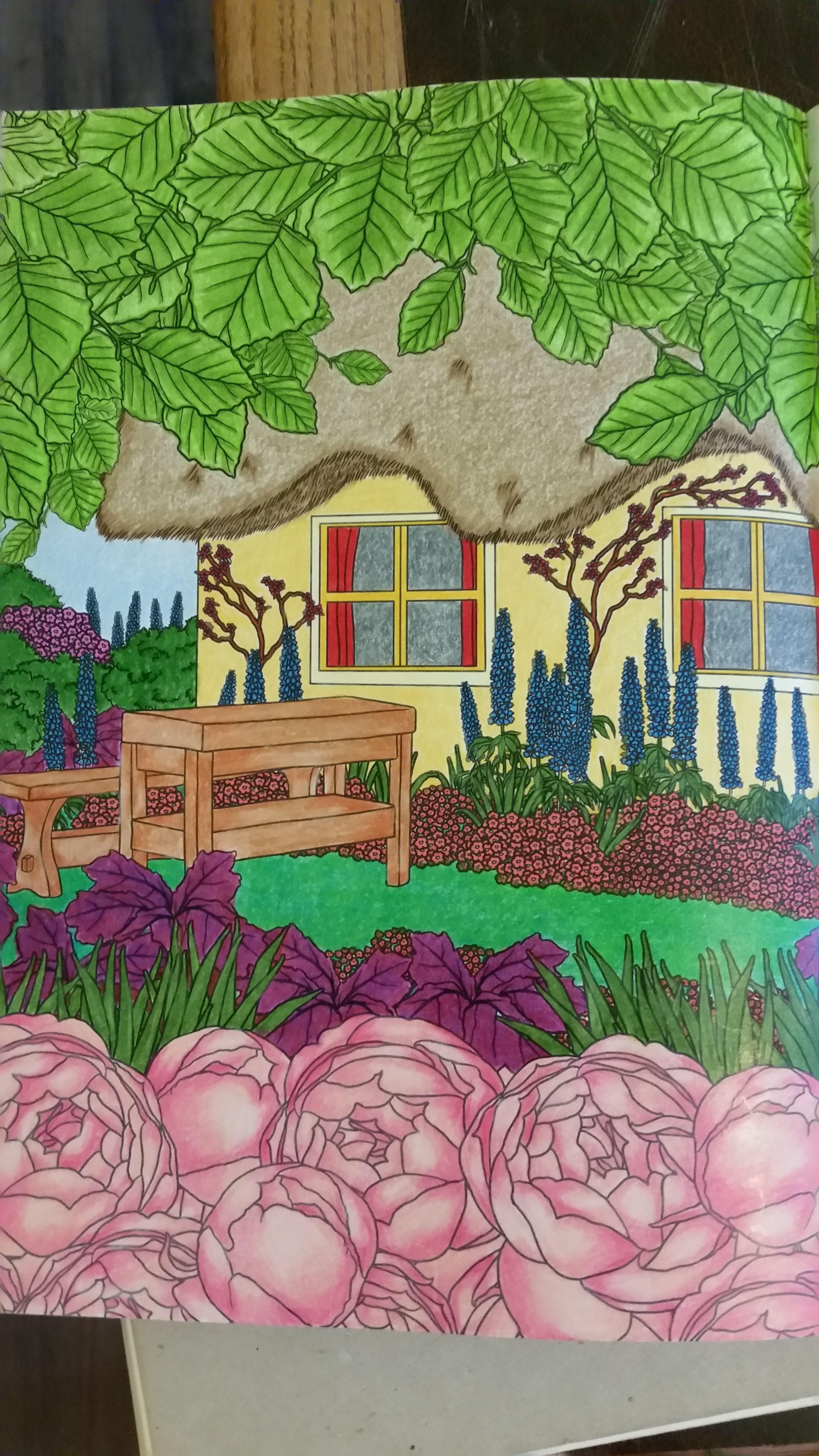 du livre printemps 100 coloriages anti stress de hachette art thrapie arttherapy - Coloriage Anti Stress Hachette