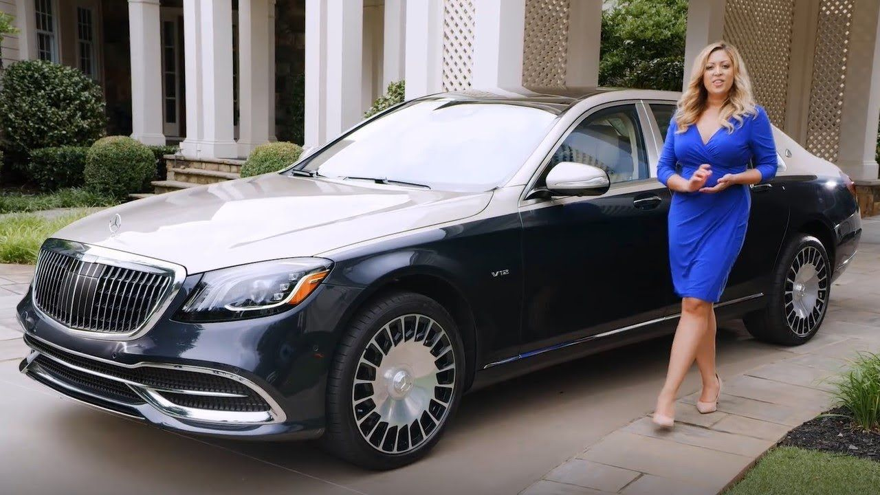 Mercedes Maybach 2020 S650 Most Luxury Mercedes Mercedes