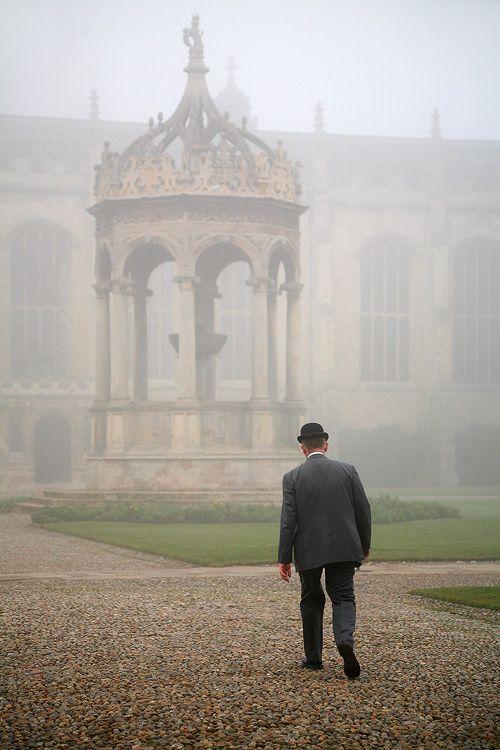 Trinity Great Court Porter College Cambridge