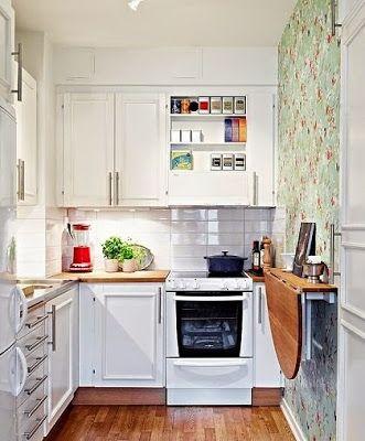 Mini cocinas llenas de grandes ideas | •*´¨`*•.¸ Blog ...