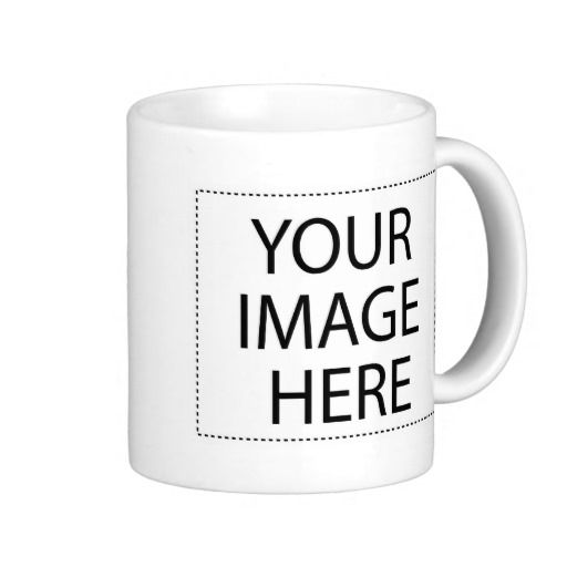 White 11 Oz Clic Mug Custom Mugspersonalized