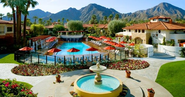 Miramonte Resort Spa Indian Wells California Luxurylink