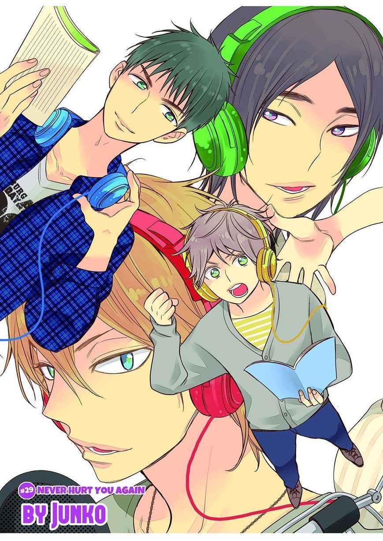 Read Manga Watashi Ga Motete Dousunda 029 Online In High Quality Anime KissWatashi