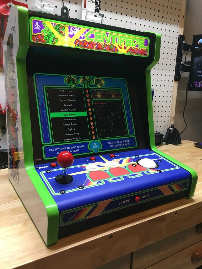 Pin On Bartop Arcade