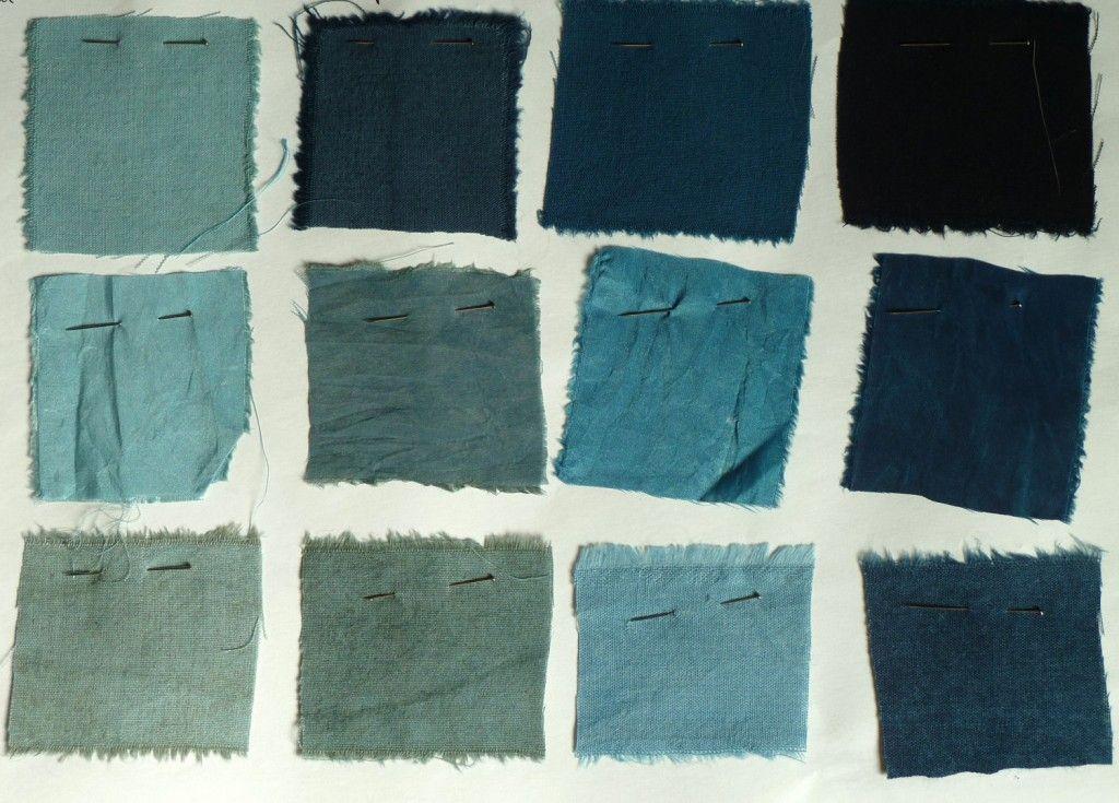 Indigo teintures naturelles - Teinture textile ideal ...