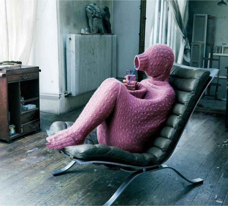 Pin En Prendas Dos Agujas Y Crochet