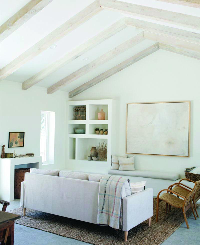 All White Residing Rooms Living room inspiration