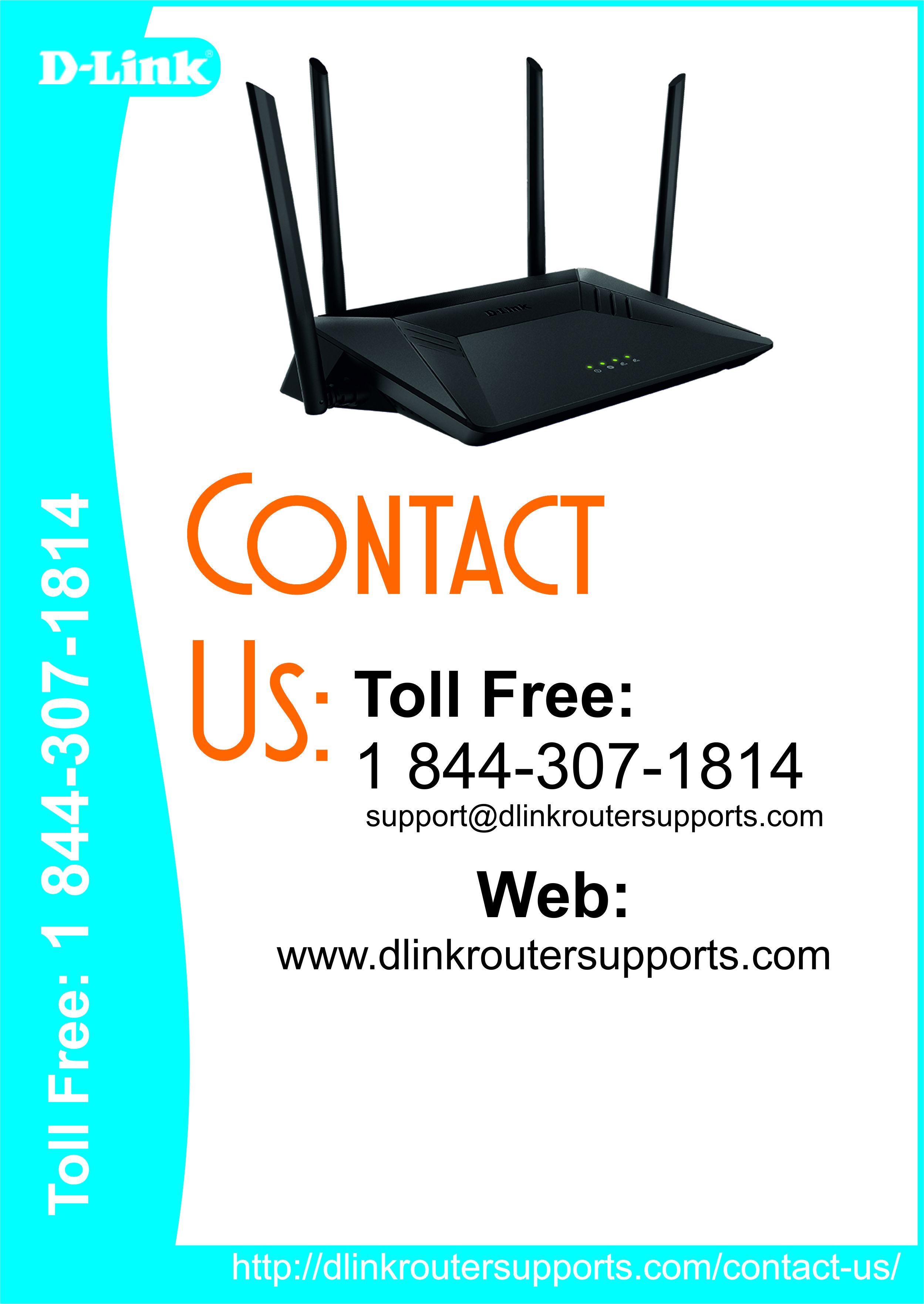 DLink Router Customer Care Services Canada Contact us