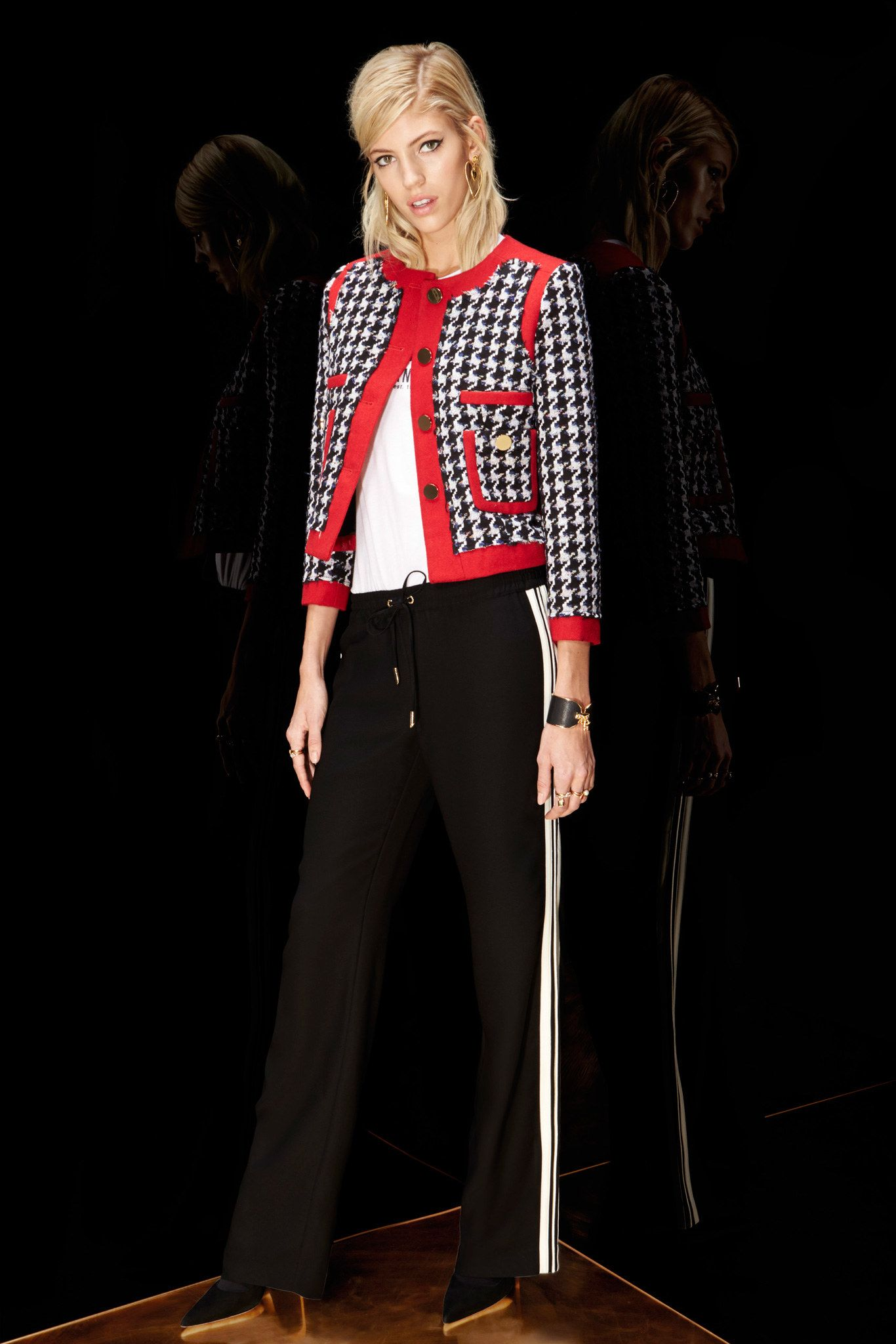 4043421de8fd Juicy Couture Fall 2015 Ready-to-Wear Fashion Show - Devon Windsor
