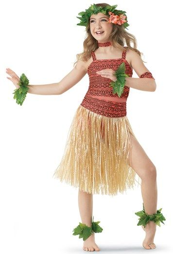 237338fe8758 Weissman® | Moana Character Dance Costume | Costumes | Dance ...