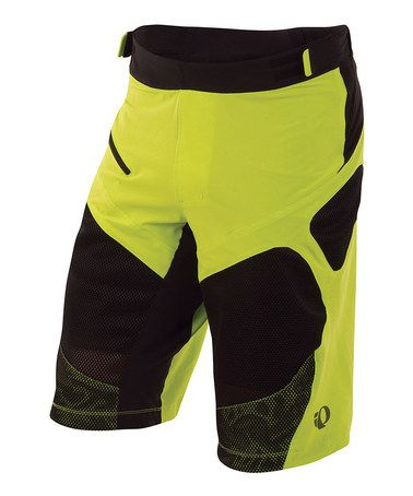 Take A Look At This Lime Black Bib Veer Shorts Men By Pearl Izumi On Zulily Today Cycling Outfit Bike Clothes Mens Shorts