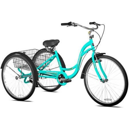 e464faa7219 Kent Monterey Trike, Aqua $215 + tax at Walmart online | Bicycles ...