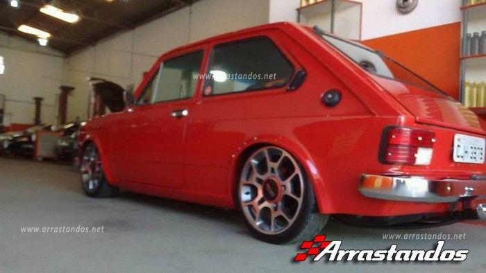 Fiat 147 Com Imagens Fiat 126 Carros Rebaxados Fiat Uno