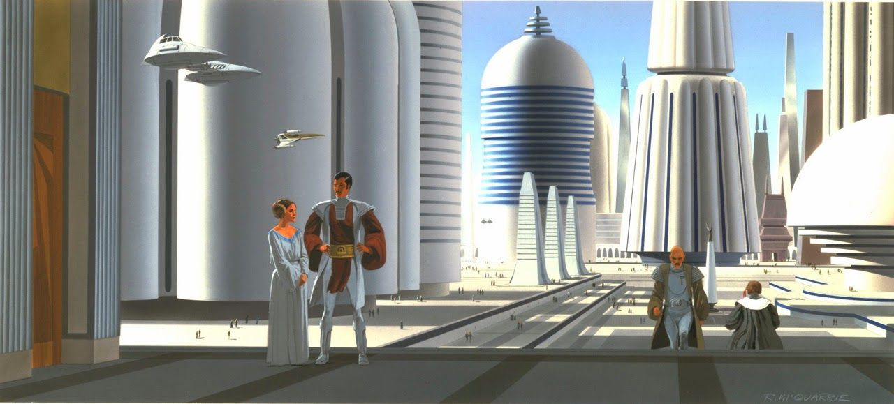 The most awesome images on the Internet | Ralph mcquarrie ...