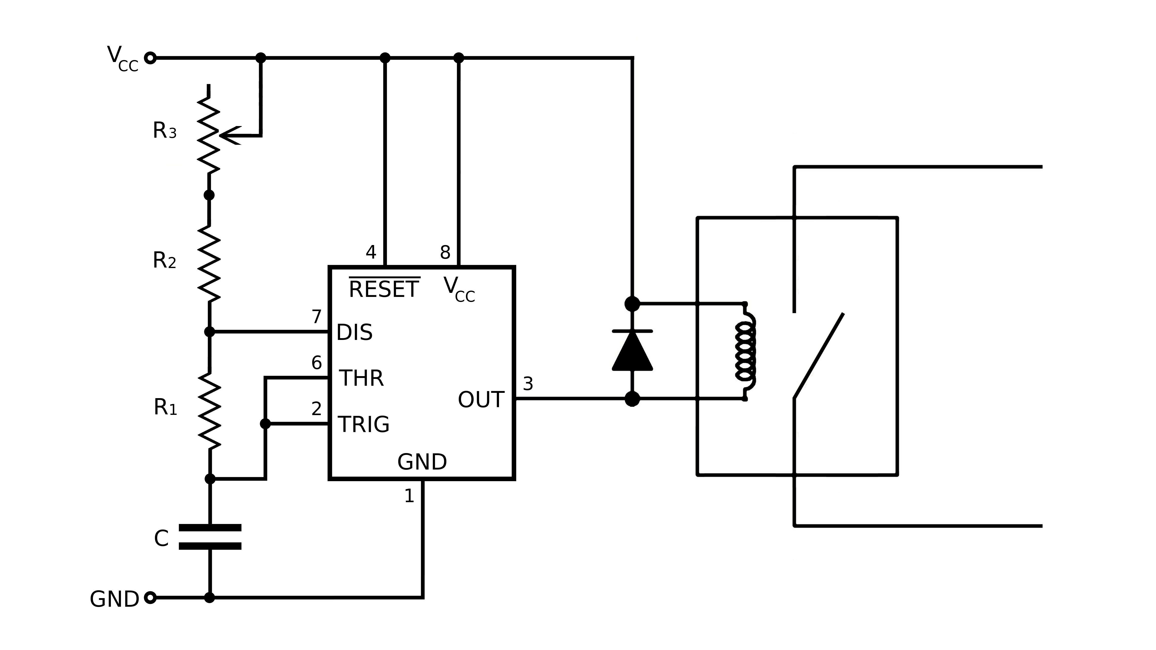 Adjustable Control Circuit For Heating Elements In