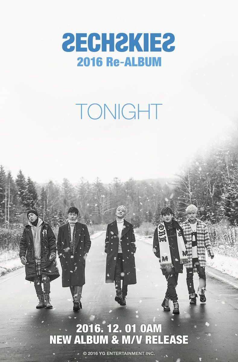 [SECHSKIES - NEW RELEASE '2016 Re-ALBUM'] originally posted by http://yg-life.com #SECHSKIES #젝스키스 #젝키 #2016ReALBUM