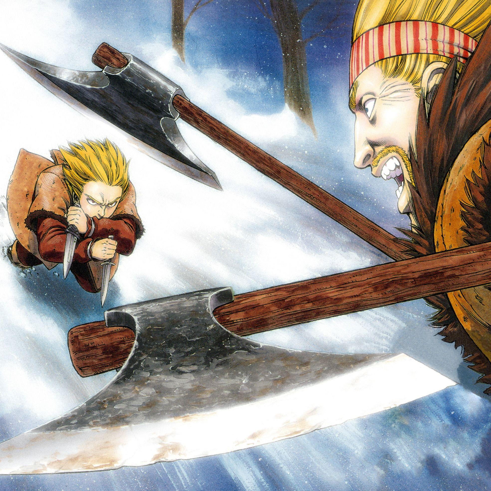 Vinland Saga O anime pra quem curte Vikings e batalhas