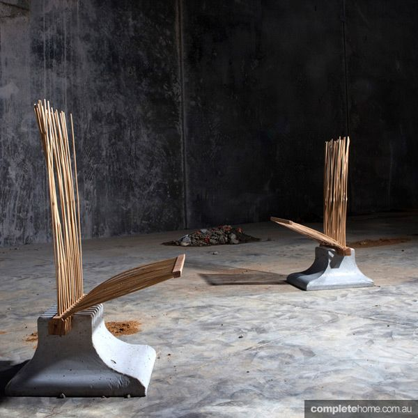 Wonderfully Strange Chairs By Christel Hadiwibawa Pletehome