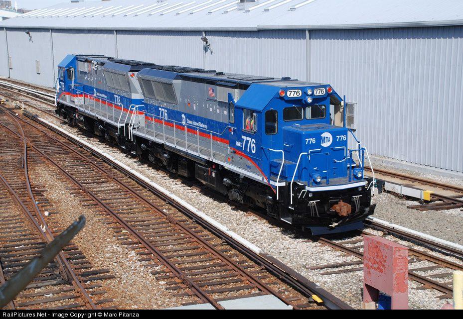 SIR 776 Staten Island Railway Brookville BL20G At Staten