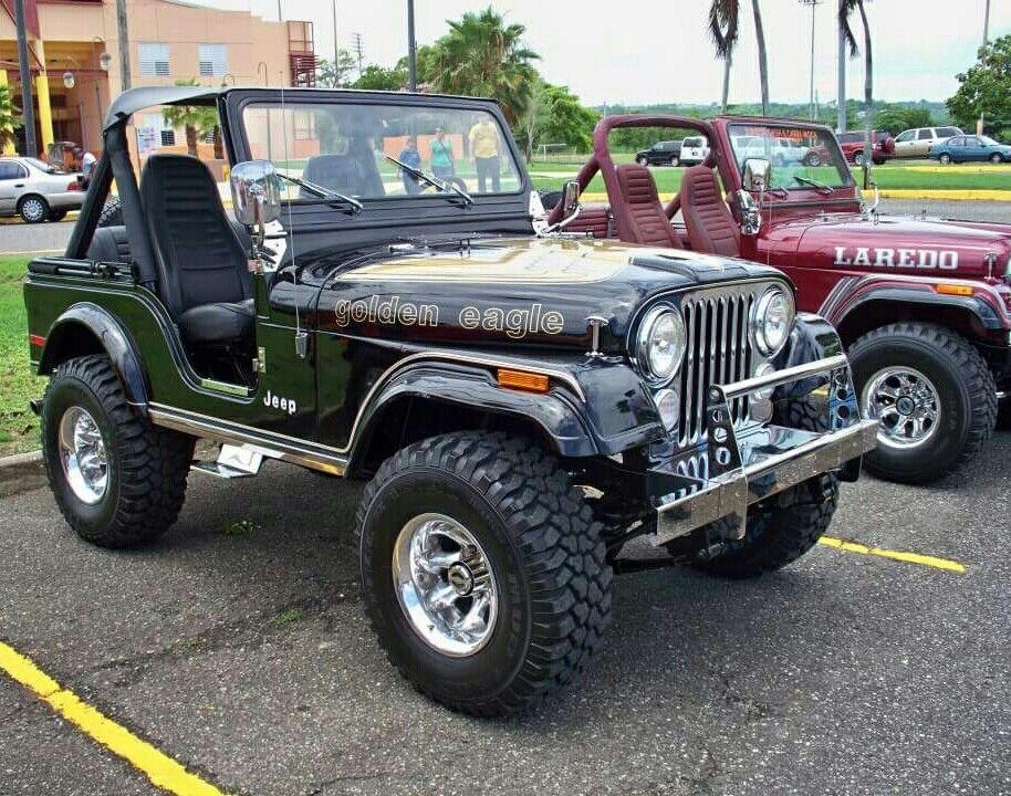 Pin By Edelmiro Capetillo On Jeep Cj5 Golden Eagle Renegade